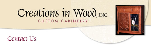 Creations in Wood, Inc. ~ Custom Cabinetry